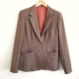 Vintage Levi Strauss Co Two Button Blazer Jacket